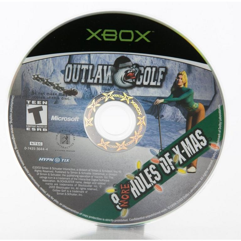 Outlaw Golf: Holiday Golf
