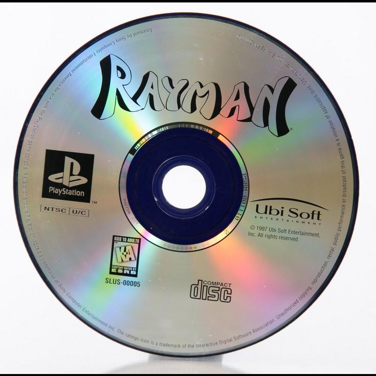 Rayman Playstation Gamestop