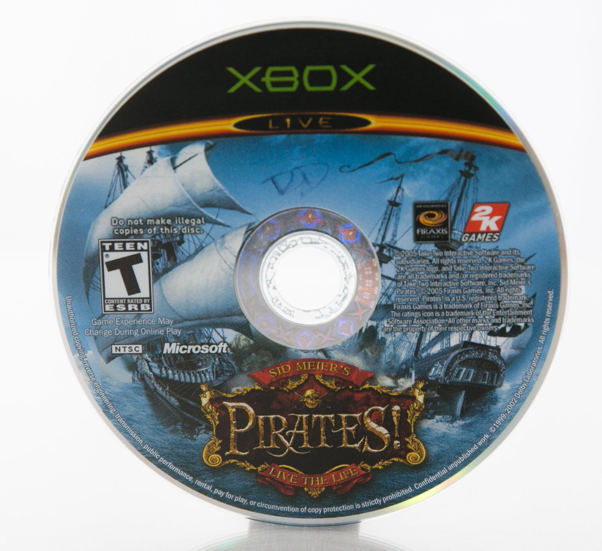 Sid Meier's Pirates! | Xbox | GameStop