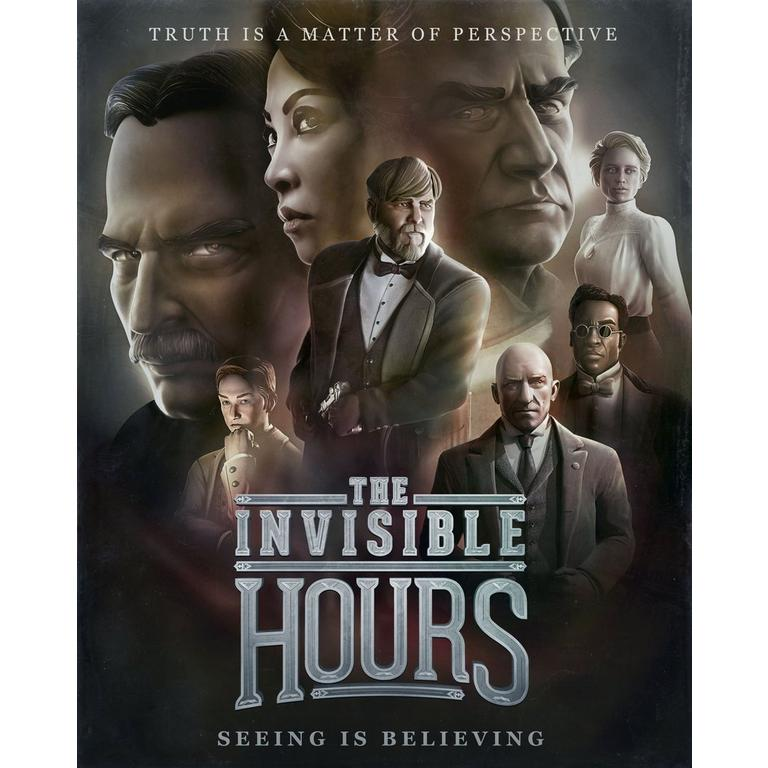The Invisible Hours - For HTC Vive