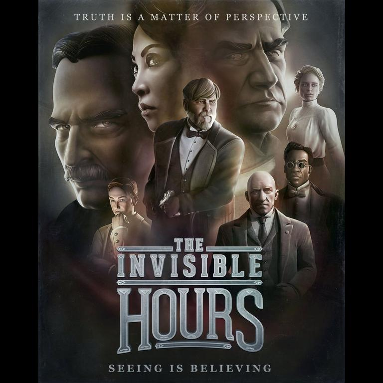 The Invisible Hours for Oculus Rift
