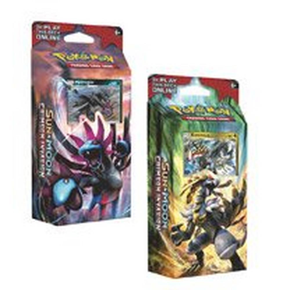 Invasion Booster Pack POKEMON SUN /& MOON—CRIMSON INVASION
