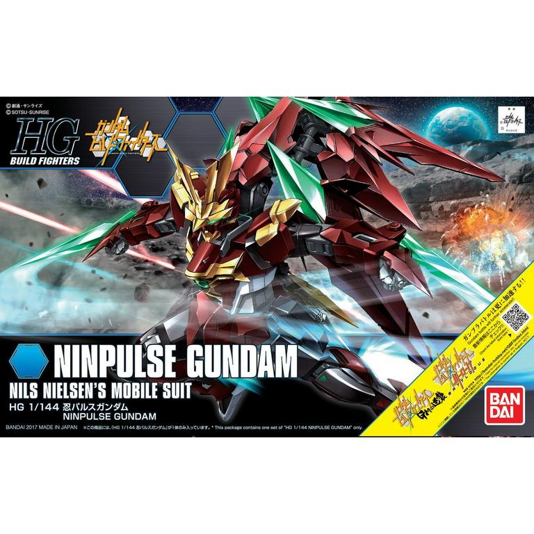 High Grade Ninpulse Gundam Model Kit