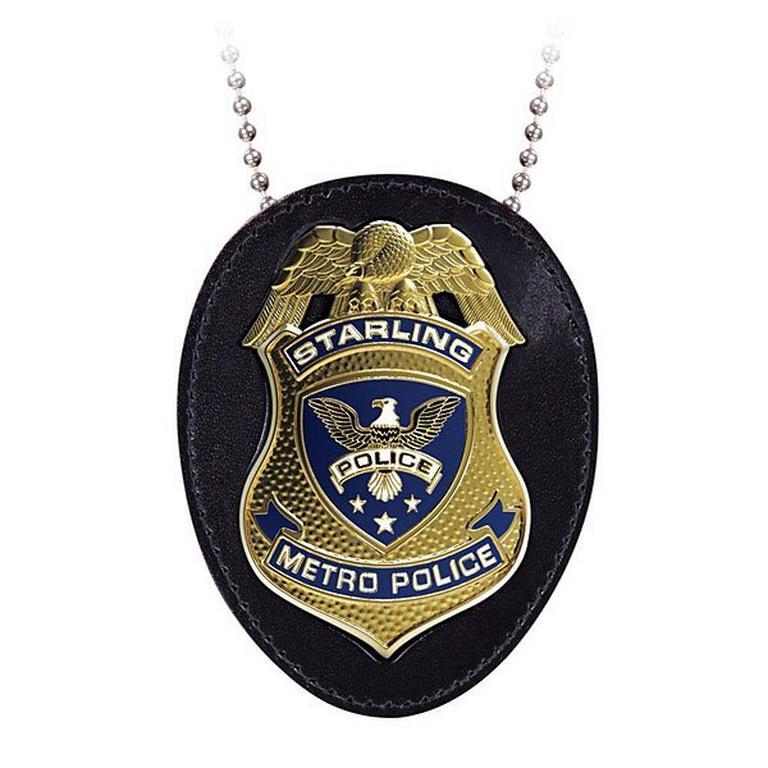 Starling City Police Badge (Arrow TV Series)