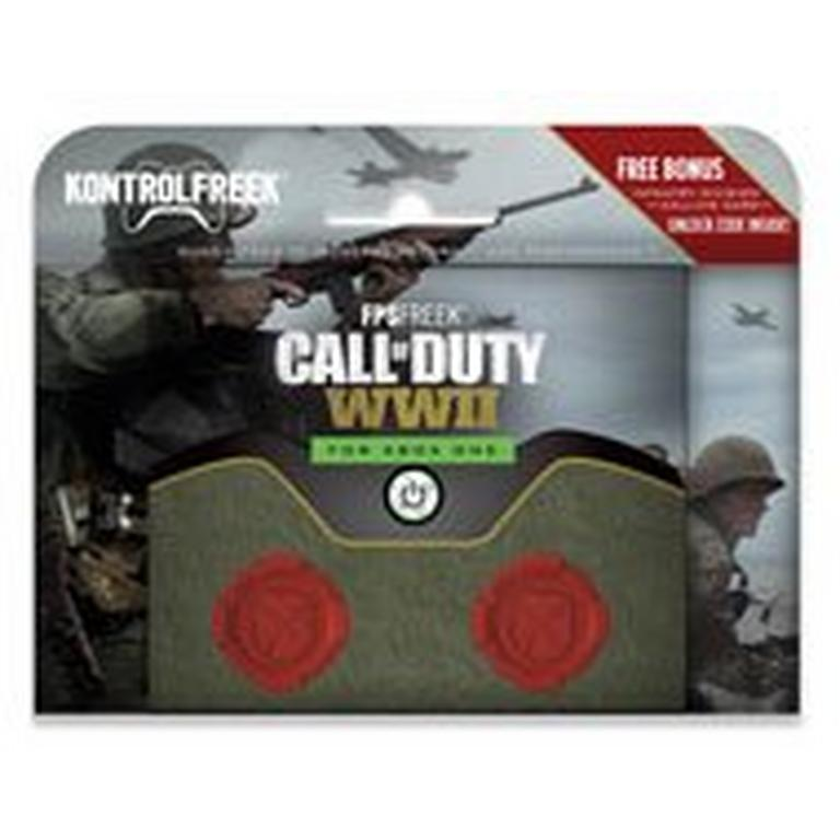 PlayStation 4 Call of Duty: WWII FPS Freek Performance Thumbsticks
