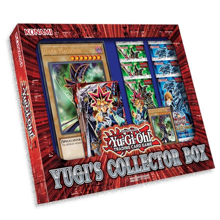 Yu-Gi-Oh! Trading Card Game Yugi's Collector Box