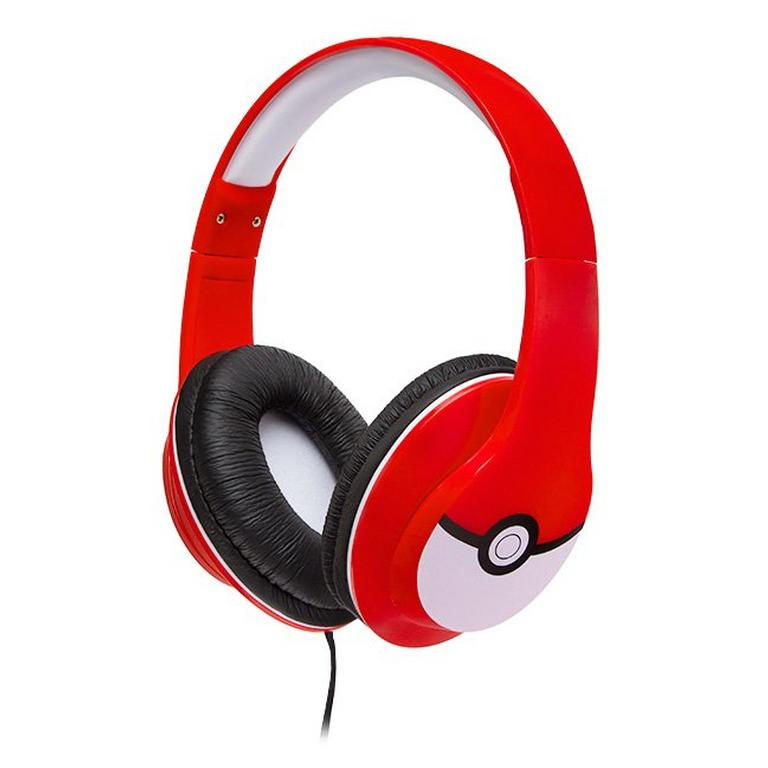 Pokemon Over Ear Headphones with Mic