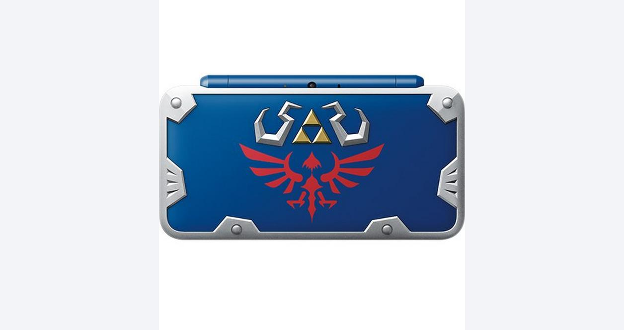 New Nintendo 2DS XL Hylian Shield Edition - Only at GameStop