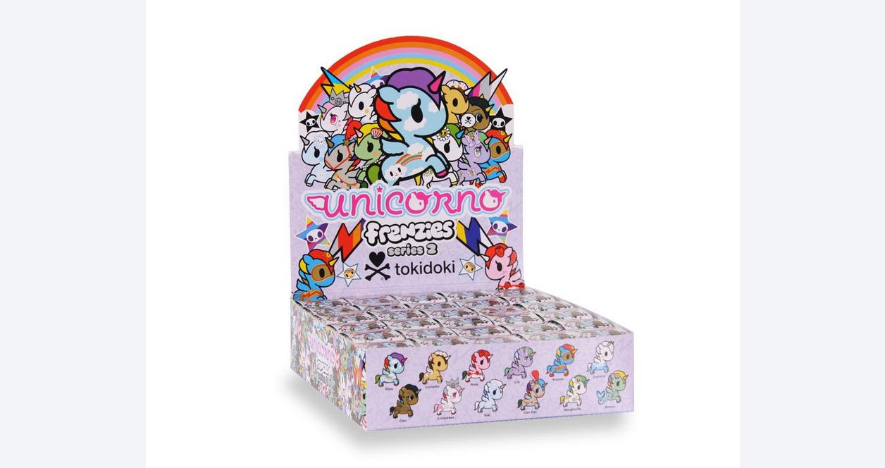 Unicorno Frenzies S2 - Blind Box