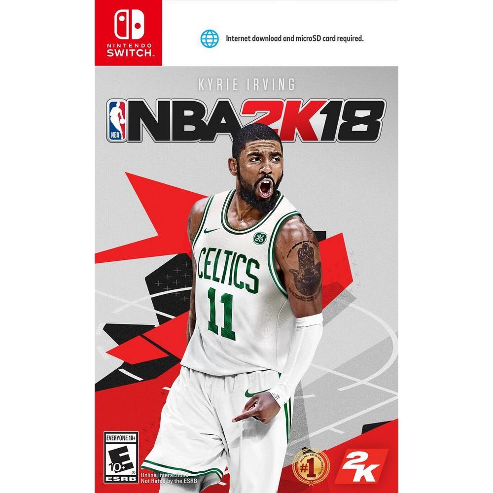 NBA 2K18 | Nintendo Switch | GameStop
