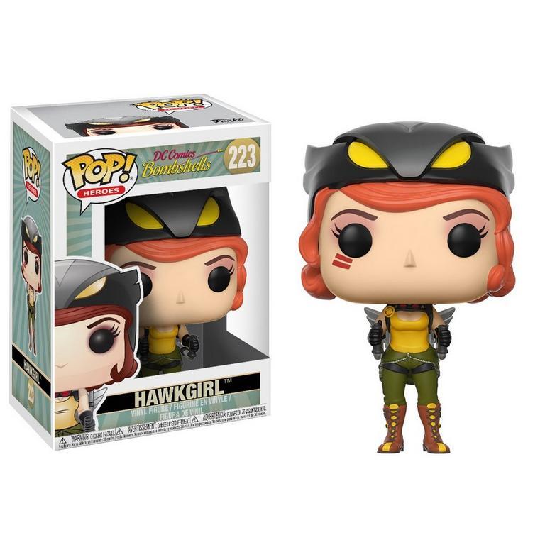 POP! Heroes: DC Bombshells - Hawkgirl