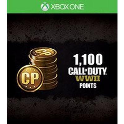 Call of Duty WWII - 1100 Points