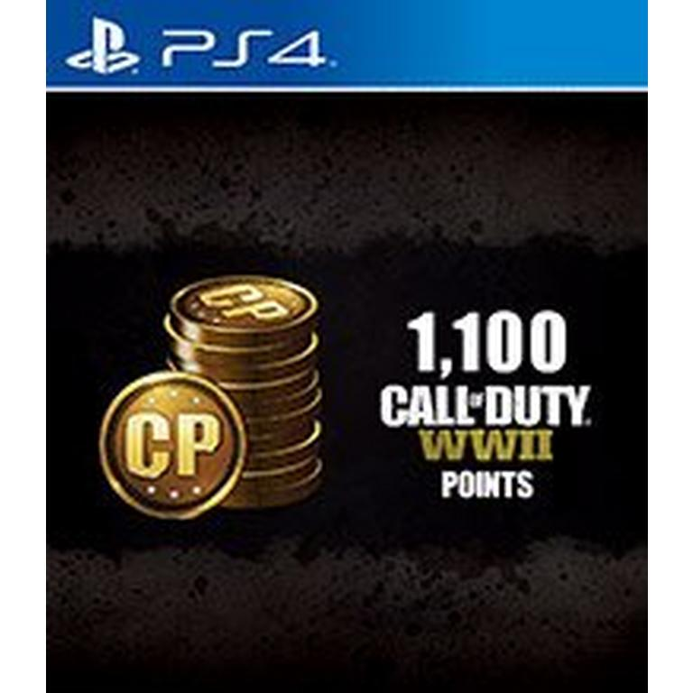 Call of Duty: WWII 1,100 Points