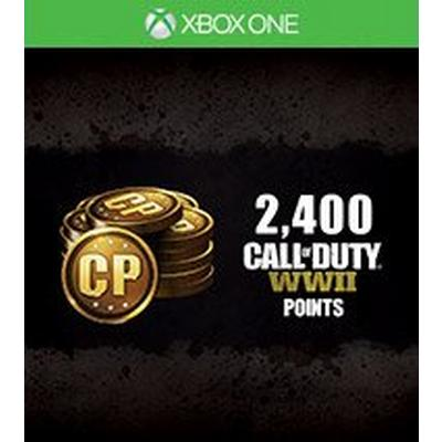 Call of Duty WWII - 2400 Points