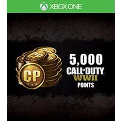 Call of Duty WWII - 5000 Points