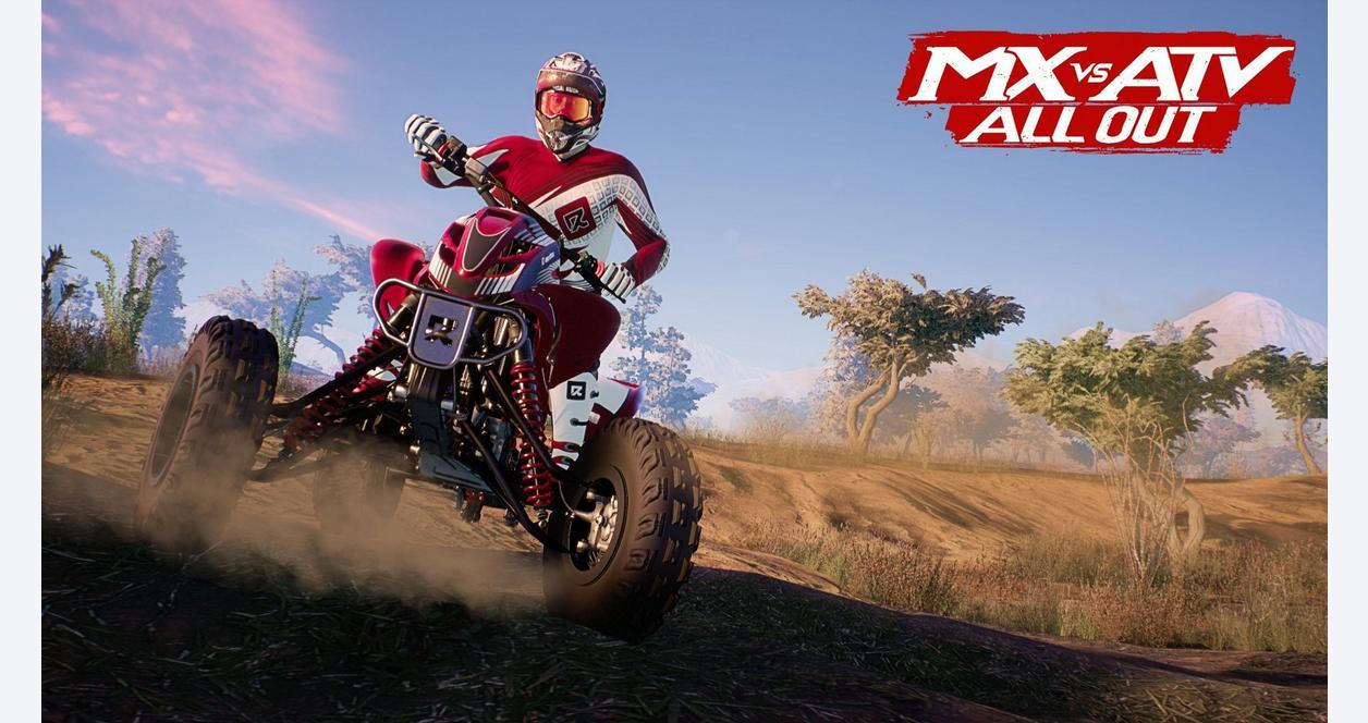 MX vs ATV - All Out