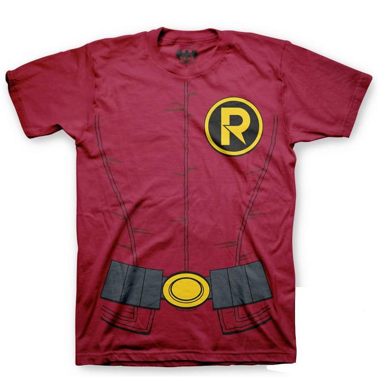 Batman Robin Costume T-Shirt