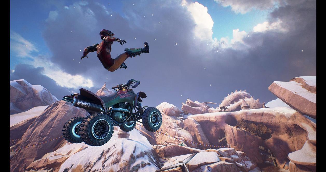 ATV Drift and Tricks