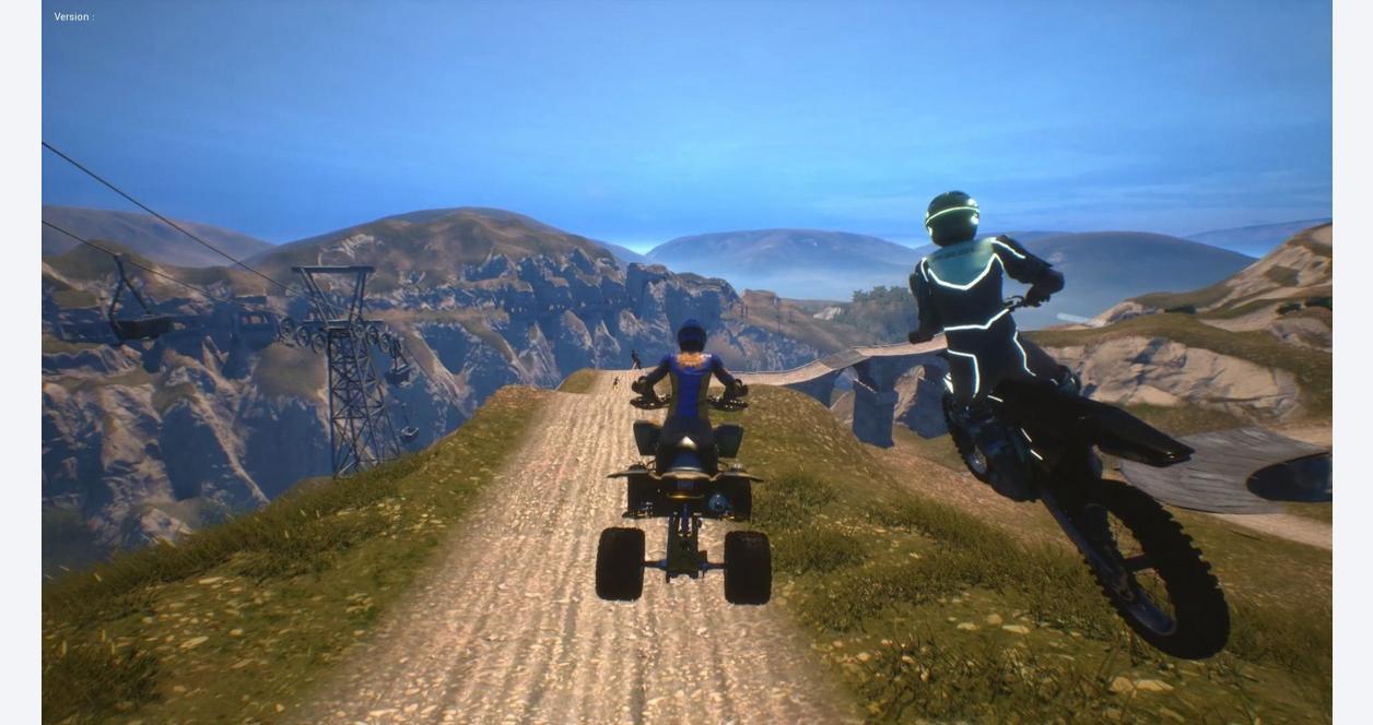 ATV Drift and Tricks Definitive Edition