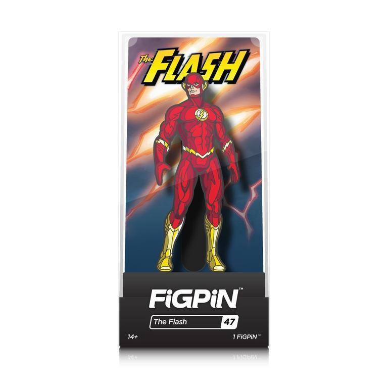 DC Comics - The Flash Justice League FiGPiN