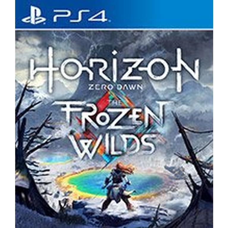 Horizon Zero Dawn Karte.Horizon Zero Dawn The Frozen Wildsplaystation 4 Gamestop