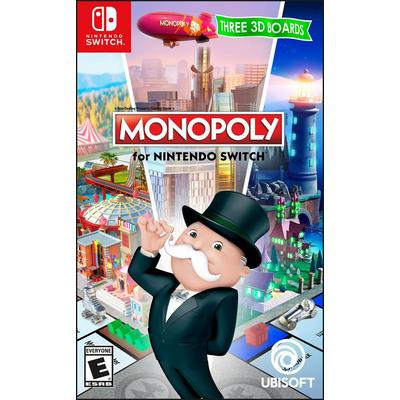 Monopoly Switch Edition