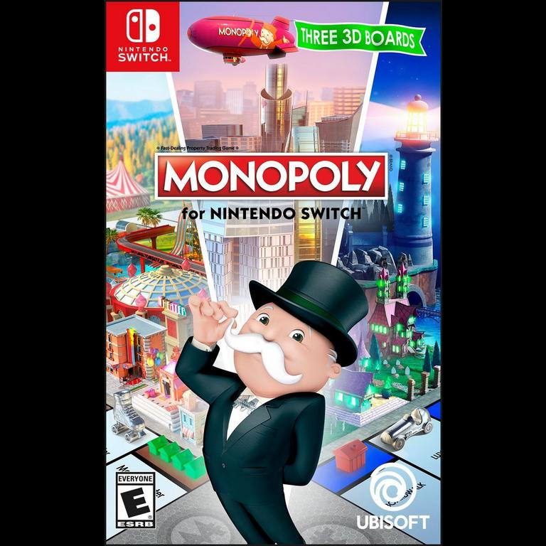 Monopoly for Nintendo Switch