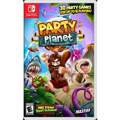 Party Planet - Only at GameStop