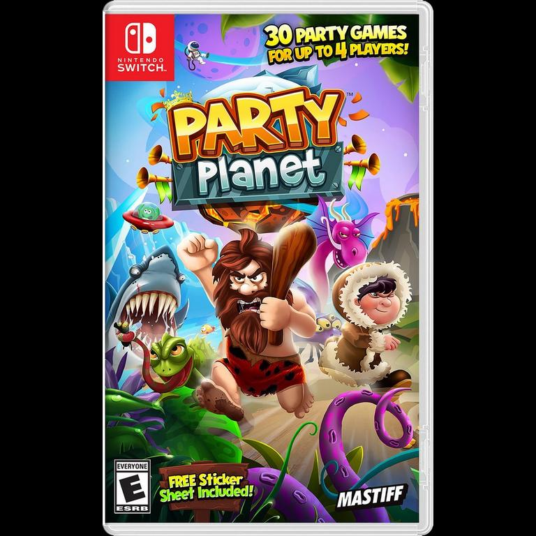 Party Planet Only at GameStop