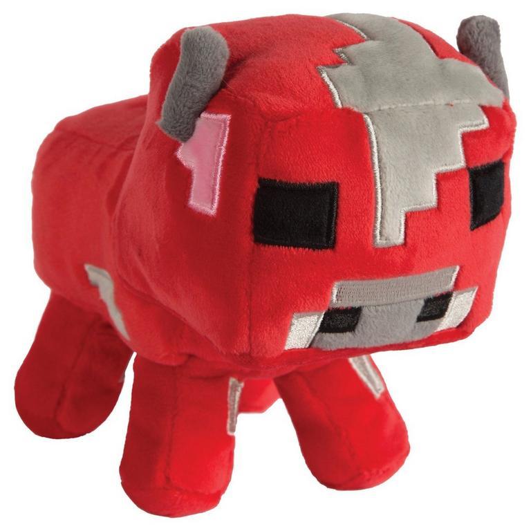Minecraft Baby Mooshroom Red Plush