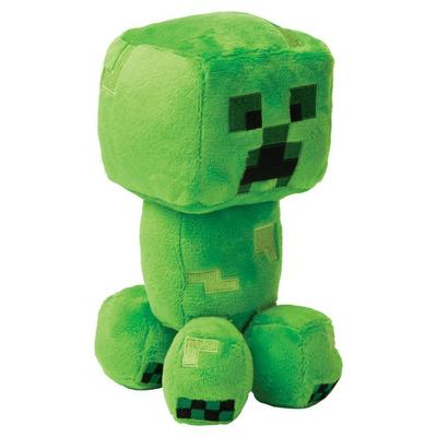Minecraft Explorer Creeper Plush