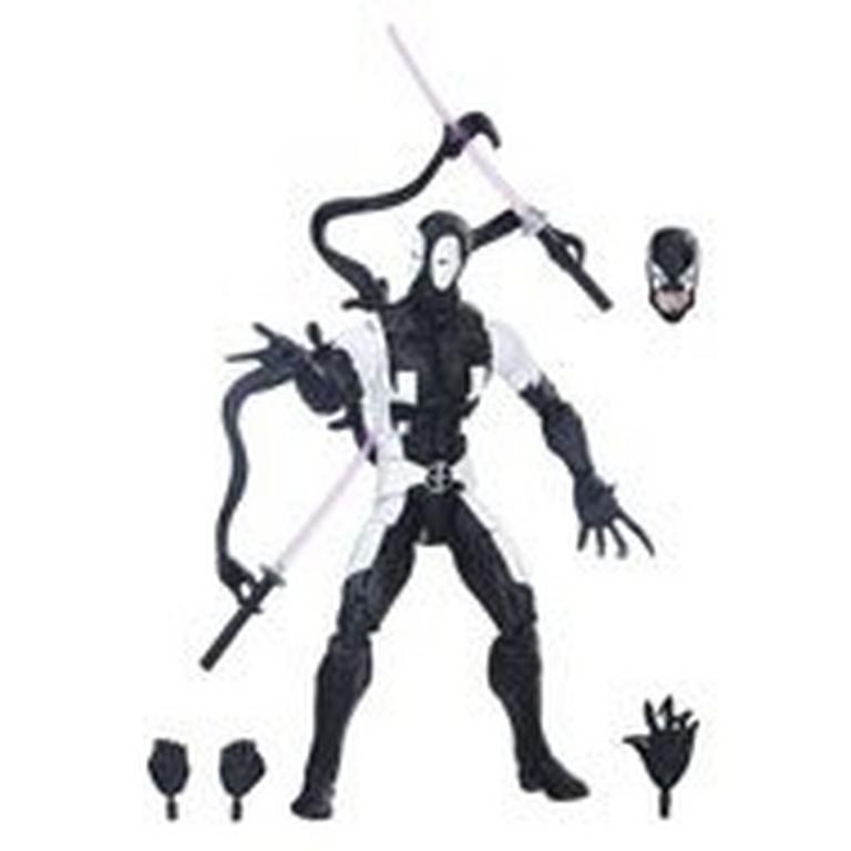 Marvel Legends Series Deadpool Back in Black Action Figure