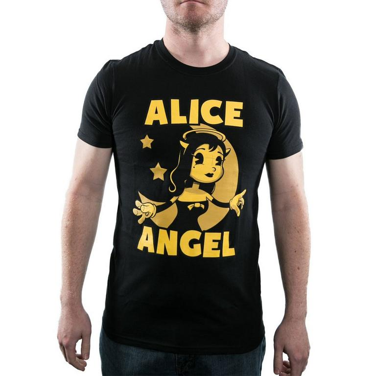 Bendy and the Ink Machine Alice Angel T-Shirt