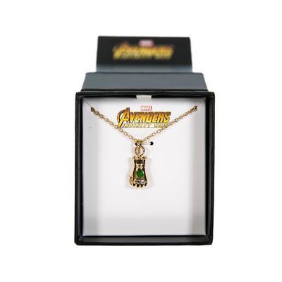 Avengers: Infinity War Infinity Gauntlet Necklace