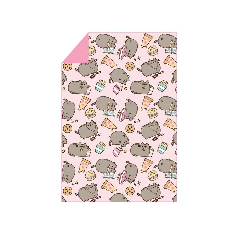 Pusheen Junk Food Blanket