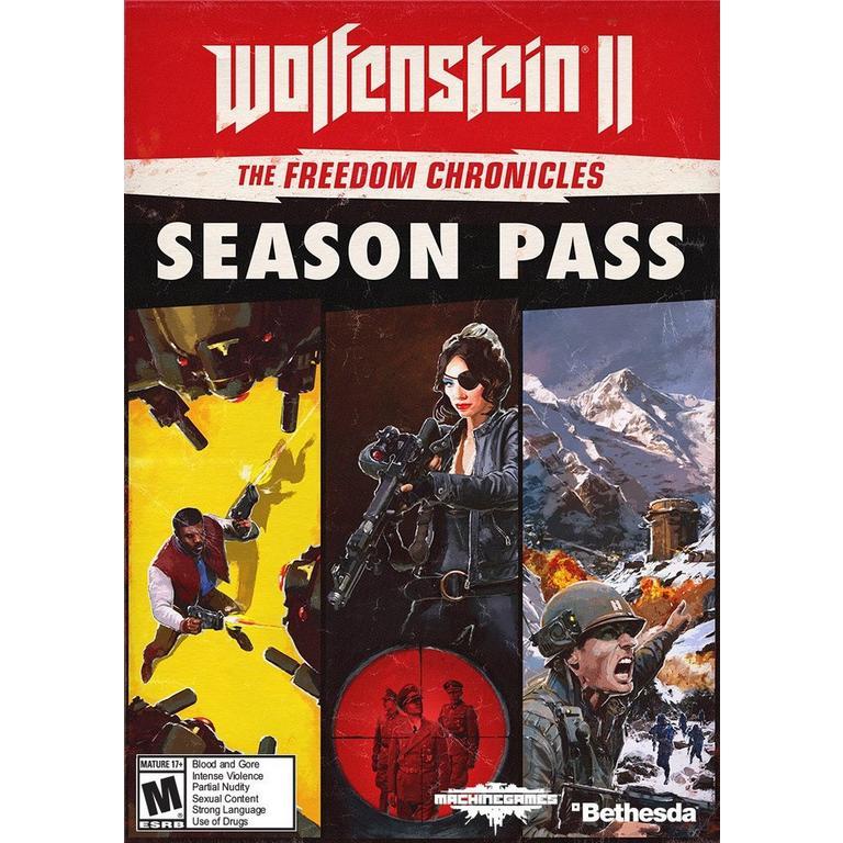 Wolfenstein II: The New Colossus Season Pass