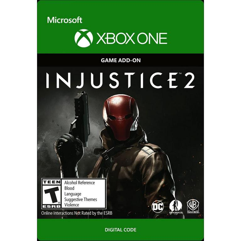 Injustice 2: Red Hood Character