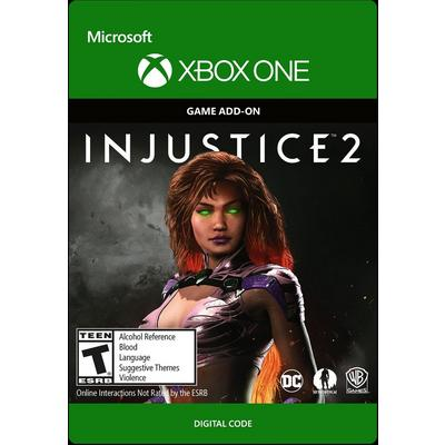 Injustice 2: Starfire Character