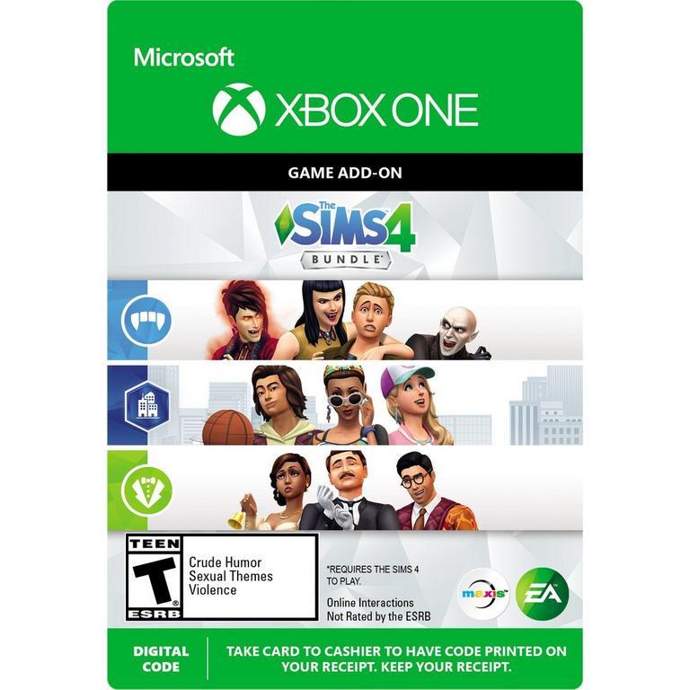 The Sims 4 DLC Bundle