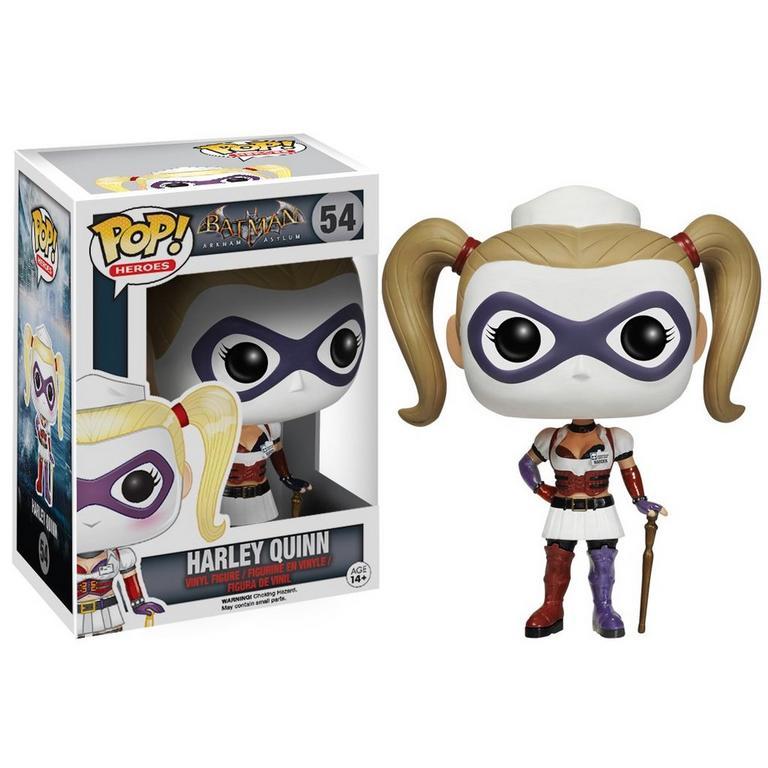 POP! Heroes: Batman Arkham Asylum - Nurse Harley Quinn