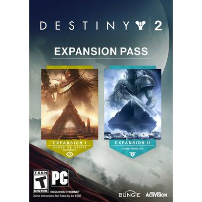 Destiny 2 Expansion Pass Game Card