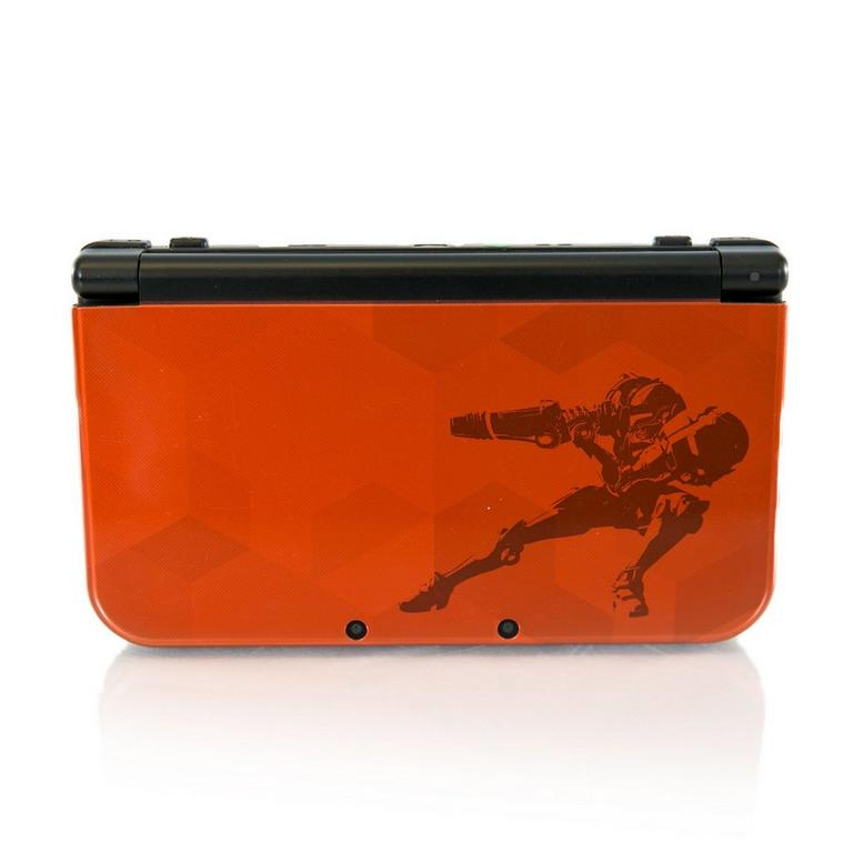 Nintendo New 3DS XL System - Samus (GameStop Premium Refurbished)