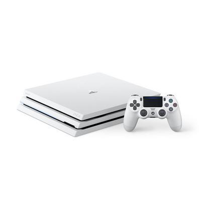 PlayStation 4 Pro White 1TB