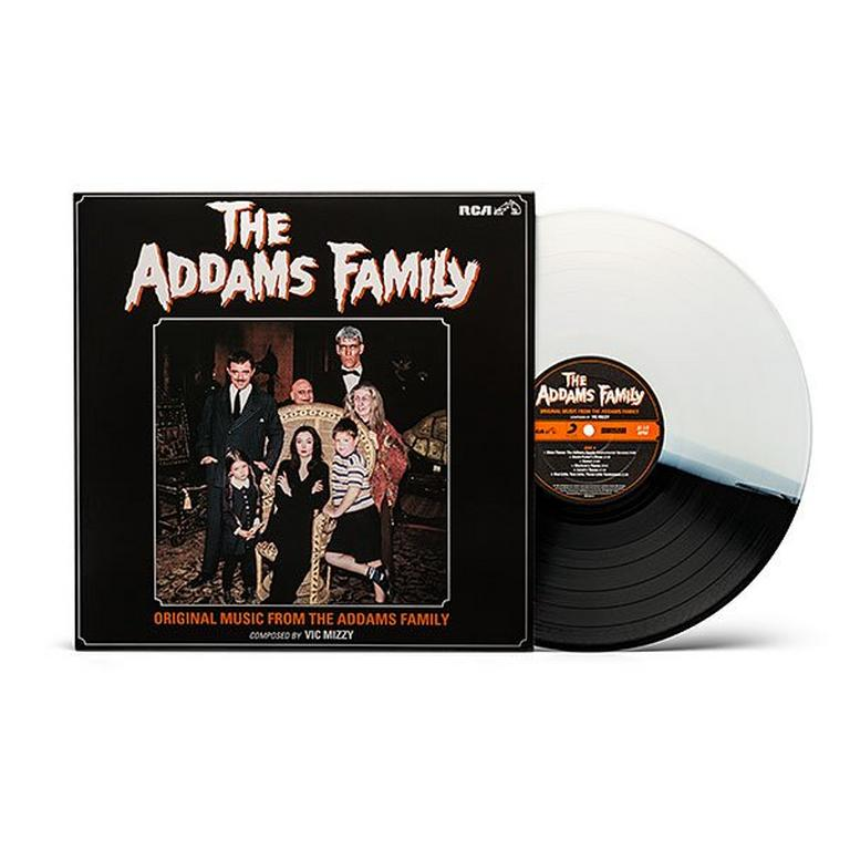 The Addams Family Exclusive Vinyl LP