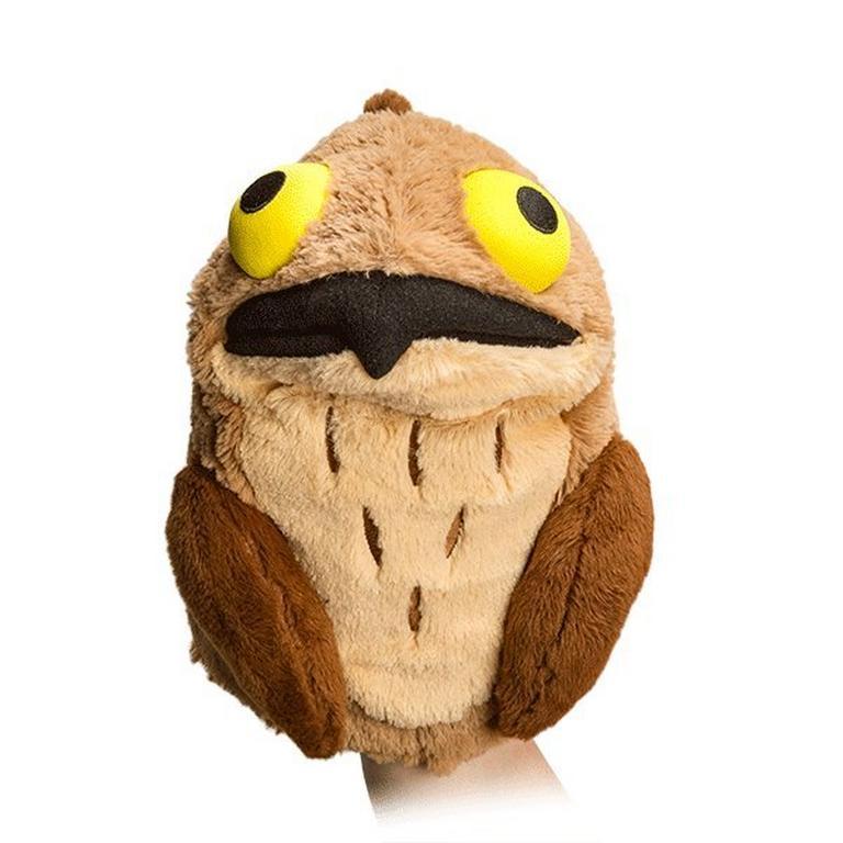 Potoo Plush Hand Puppet