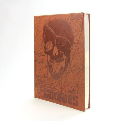 The Goonies One Eyed Willy Journal