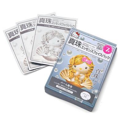 Hello Kitty 7Pcs Mask Pearl