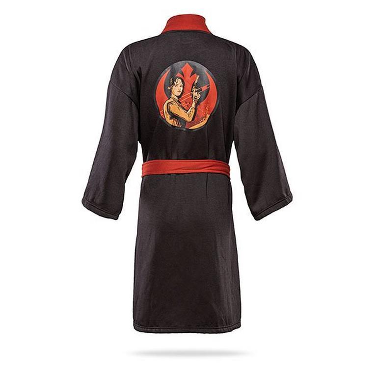 Star Wars Rogue One Jyn Jersey Ladies Robe