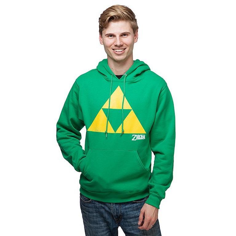 The Legend of Zelda Triforce Hoodie