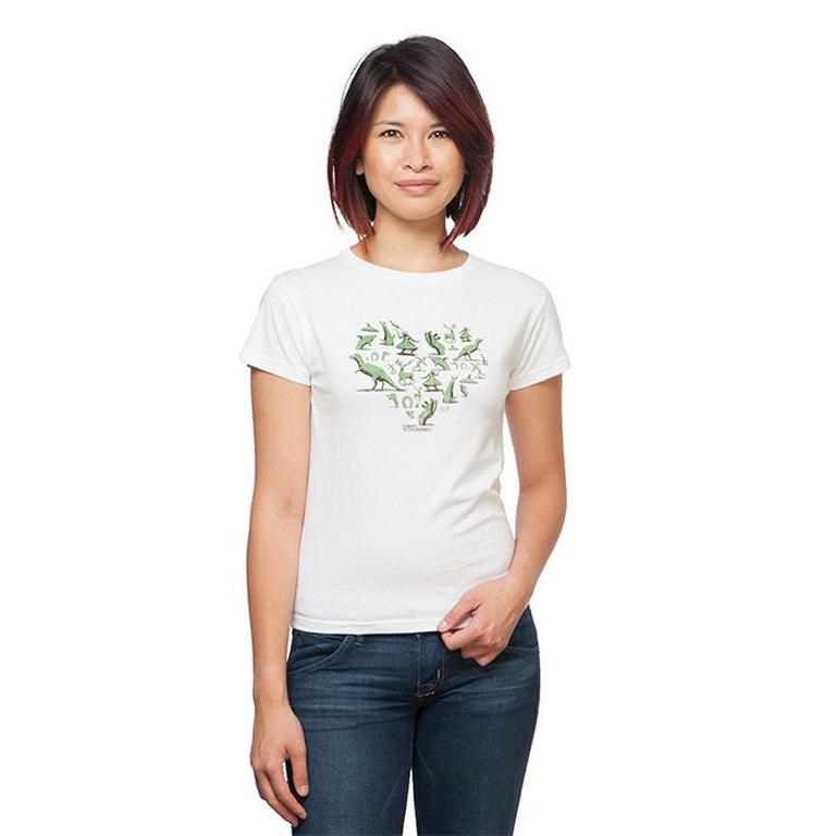 Edward Scissorhands Topiary Ladies T-Shirt